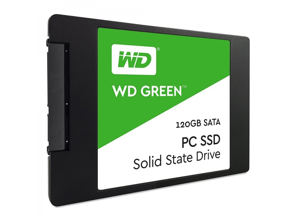 Western Digital WDS120G2G0A 120GB Solid State Drive