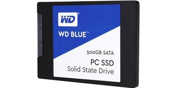 Western Digital WDS500G1B0A 500GB Solid State Drive