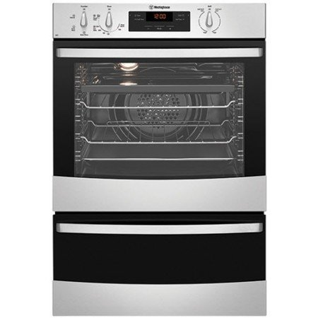 Westinghouse WVE665S Oven