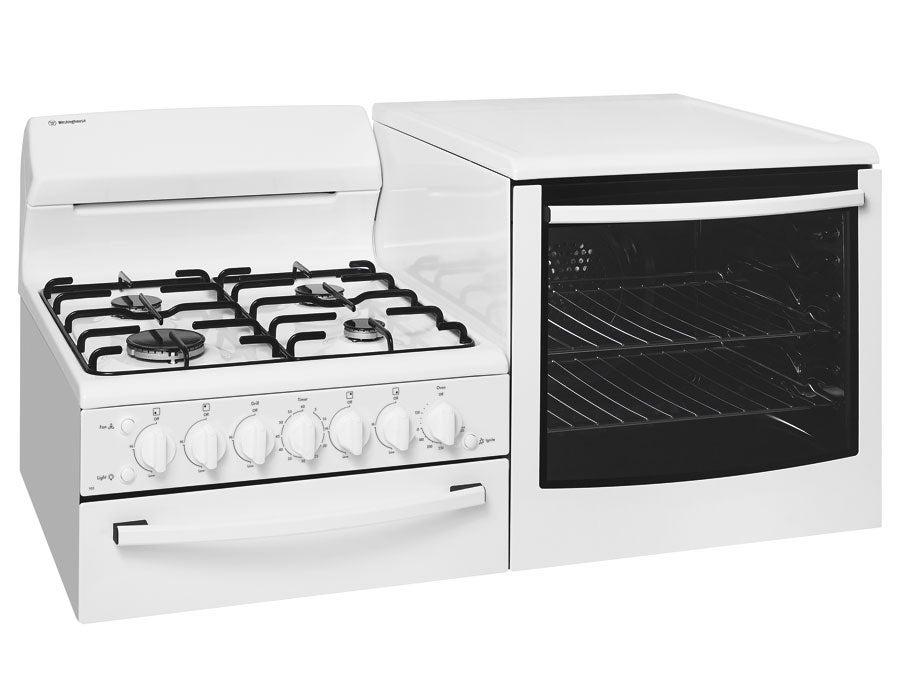 Westinghouse WDG103WBNGR Oven