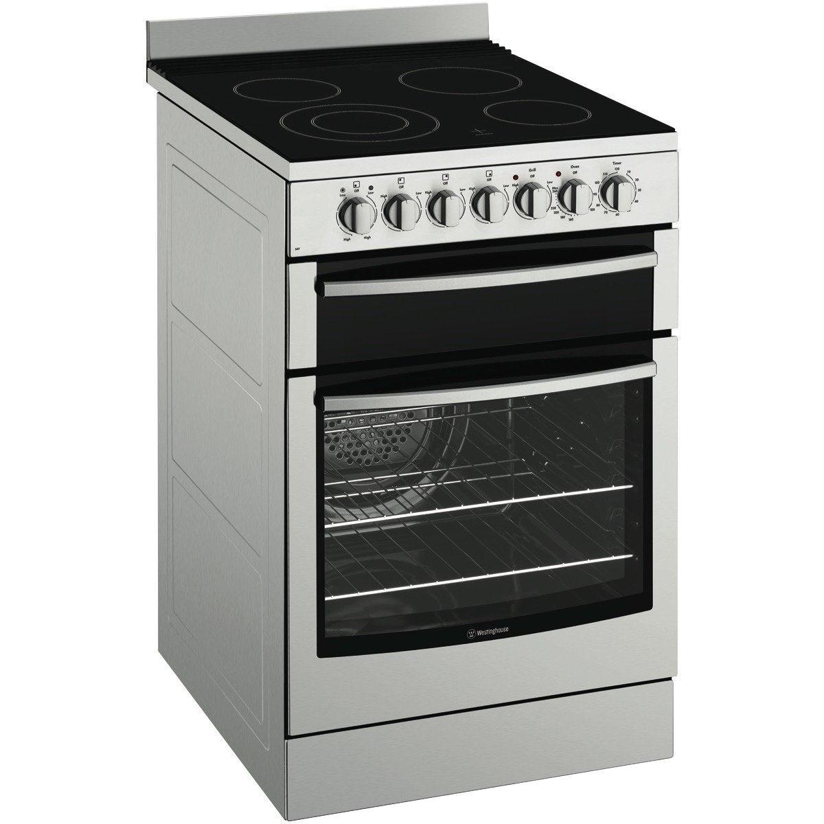Westinghouse WFE547SA Oven