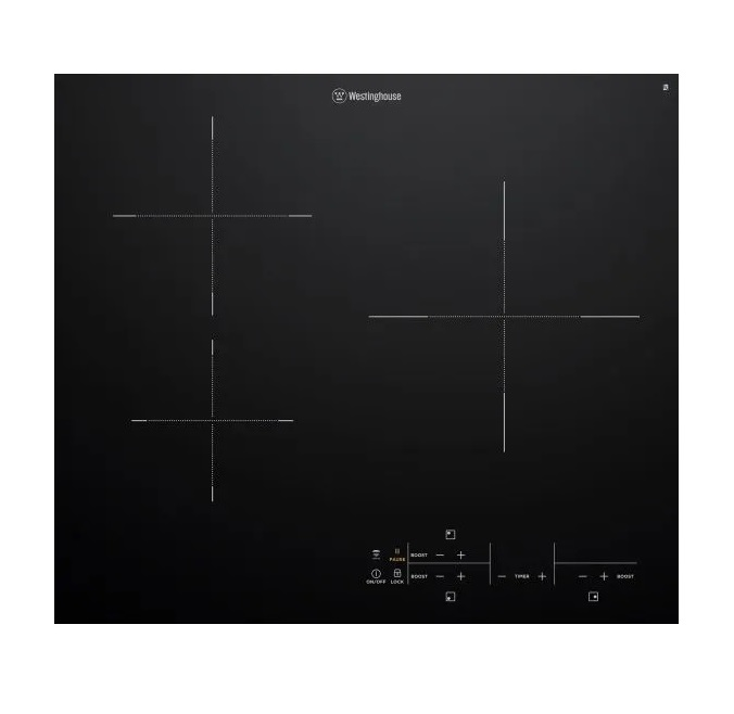 Westinghouse WHI633BC Kitchen Cooktop