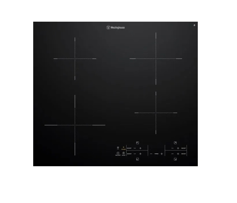 Westinghouse WHI643BC Kitchen Cooktop