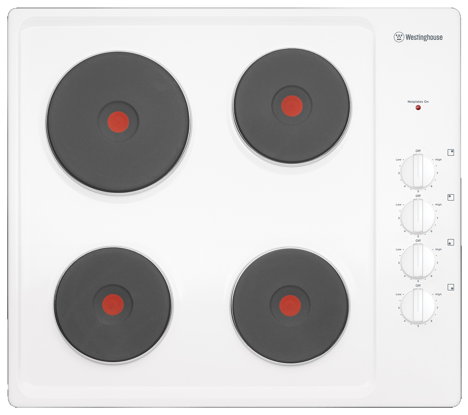 Westinghouse WHS642WC Electric Kitchen Cooktop