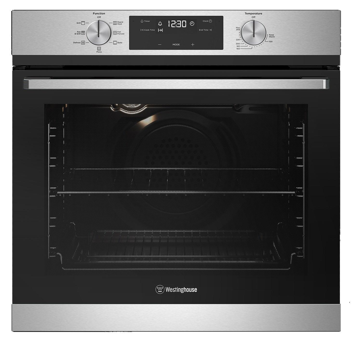 Westinghouse WVE615SC Oven
