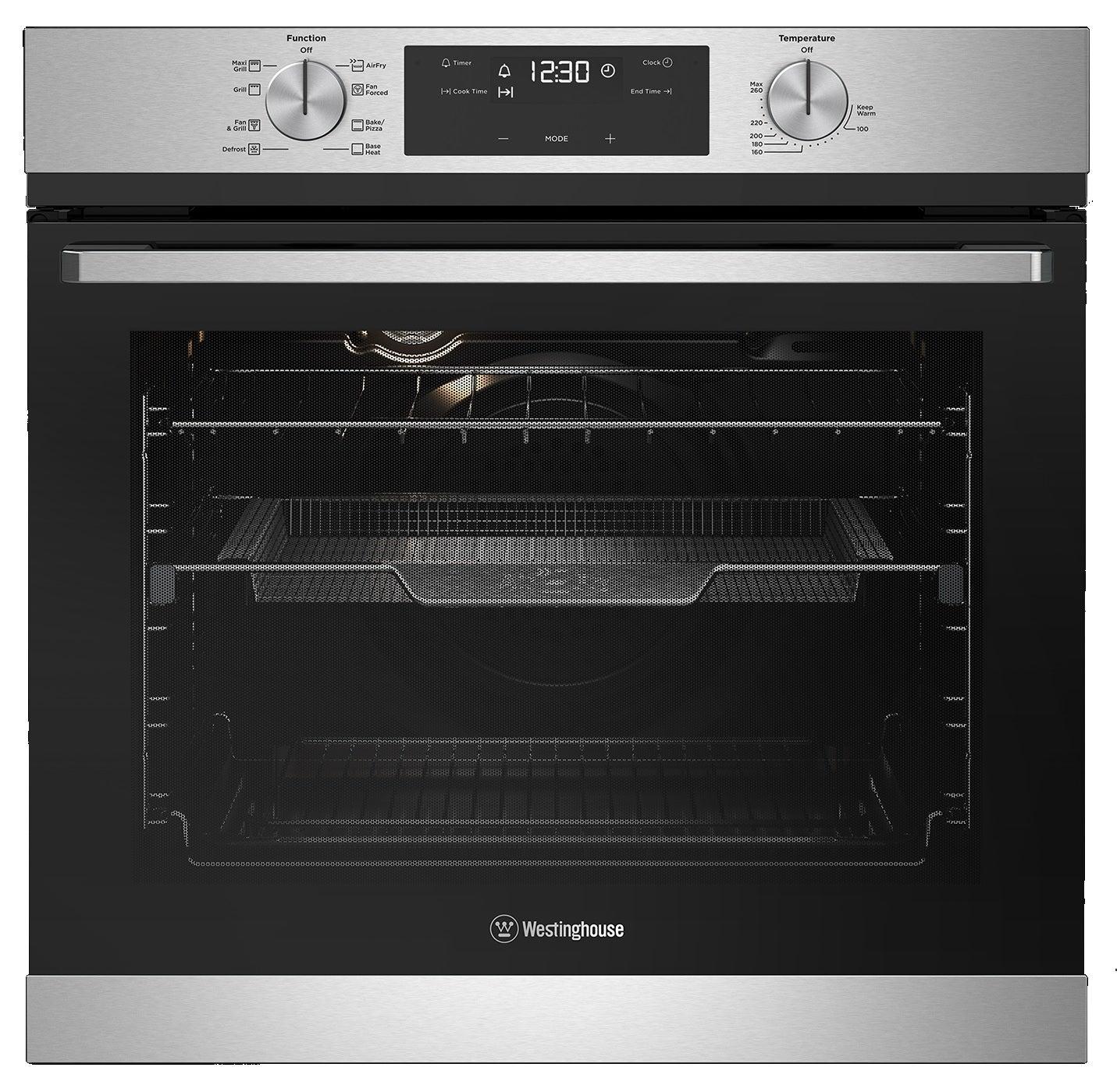 Westinghouse WVE616SC Oven