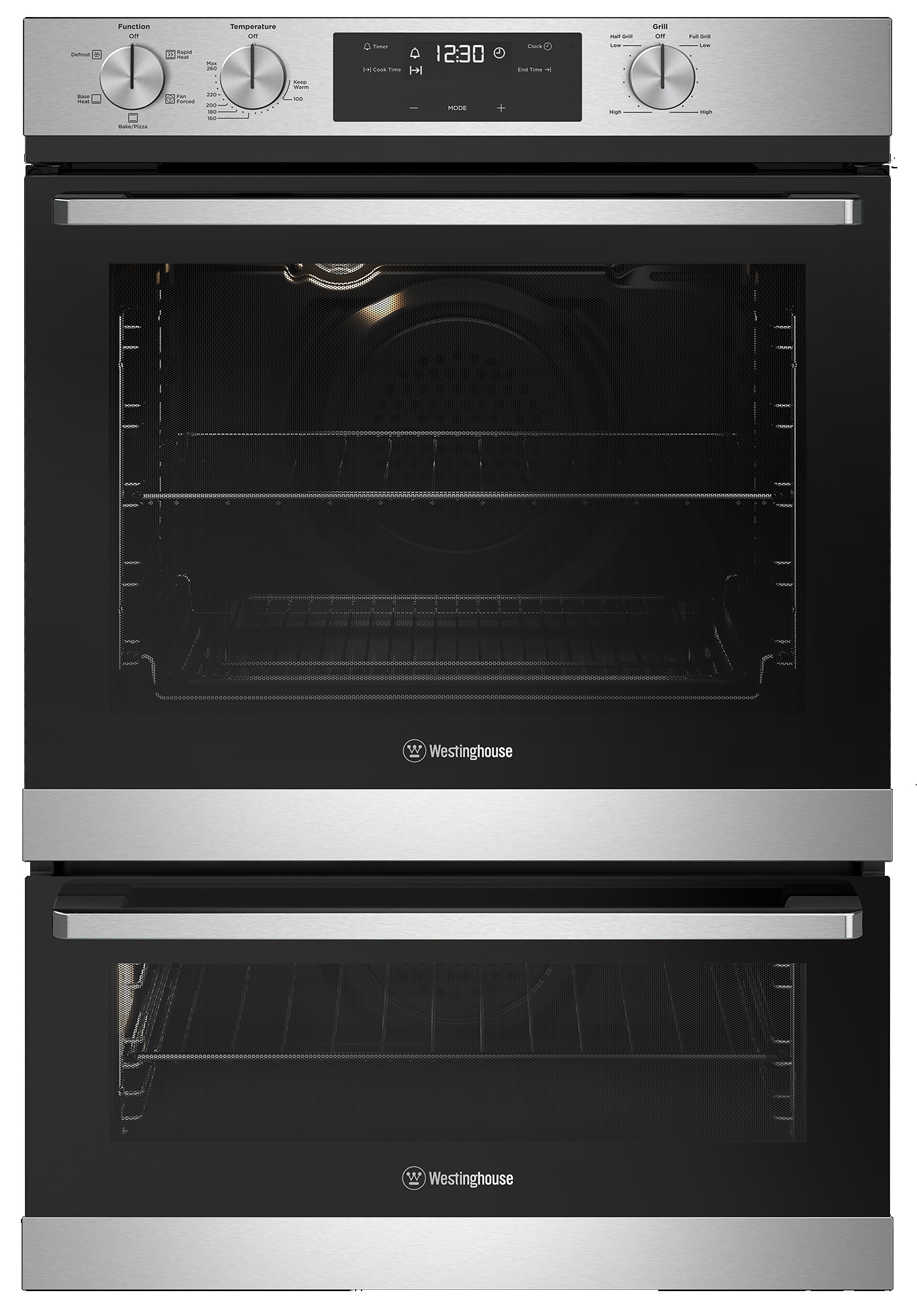 Westinghouse WVE665SC Built-In Oven
