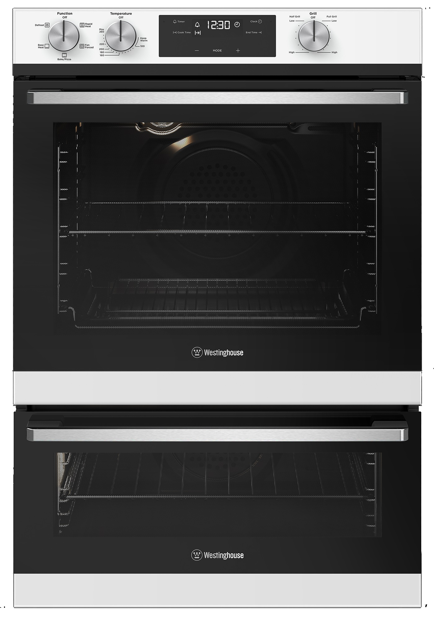 Westinghouse WVE665WC Built-In Oven