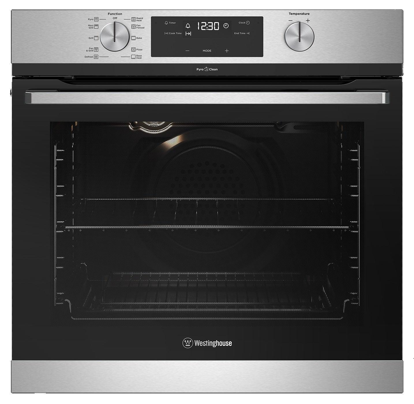Westinghouse WVEP615SC Oven