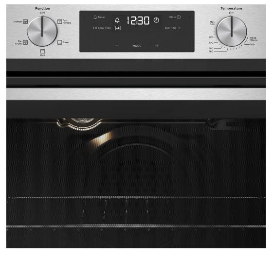 Westinghouse WVG615SCLP Oven