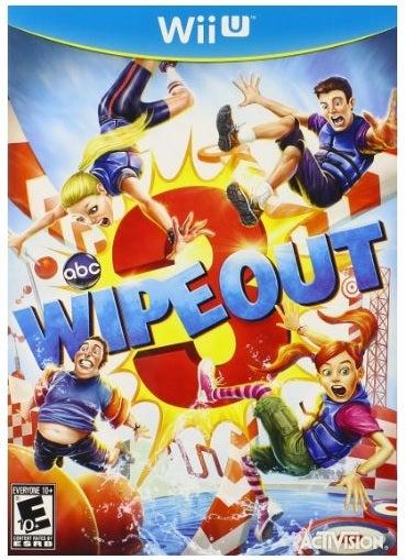 Sony Wipeout 3 Nintendo Wii U Game