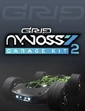 Wired Productions Grip Combat Racing Nyvoss Garage Kit 2 PC Game