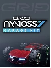 Wired Productions Grip Combat Racing Nyvoss Garage Kit PC Game