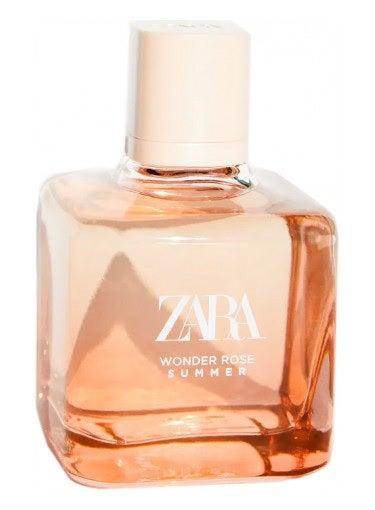 Zara Wonder Rose Summer Women's Perfume