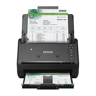 Epson WorkForce ES500WR Scanner
