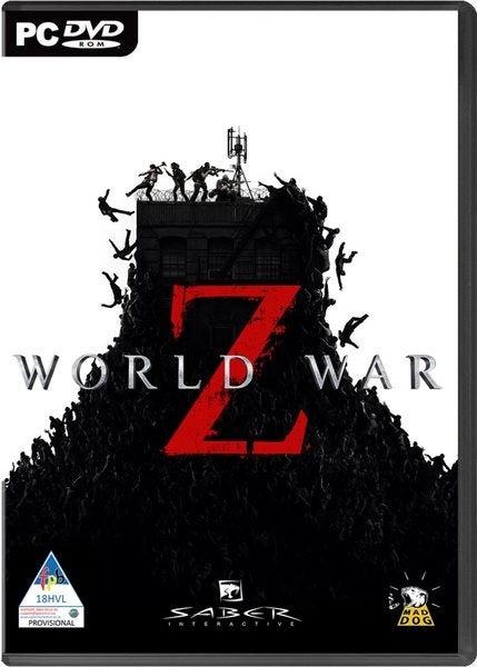 Saber World War Z PC Game