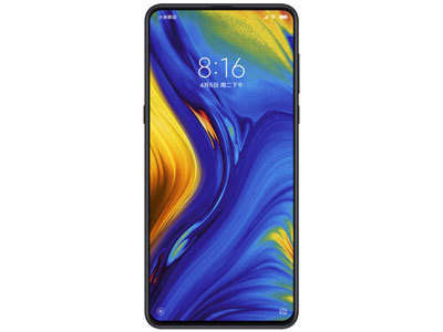 Xiaomi Mi Mix 3 Mobile Phone