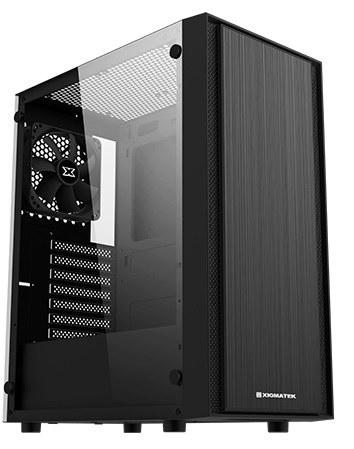 Xigmatek Athena Mid Tower Computer Case