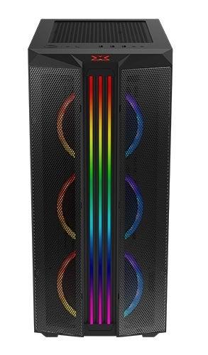 Xigmatek Triple X Mid Tower Computer Case