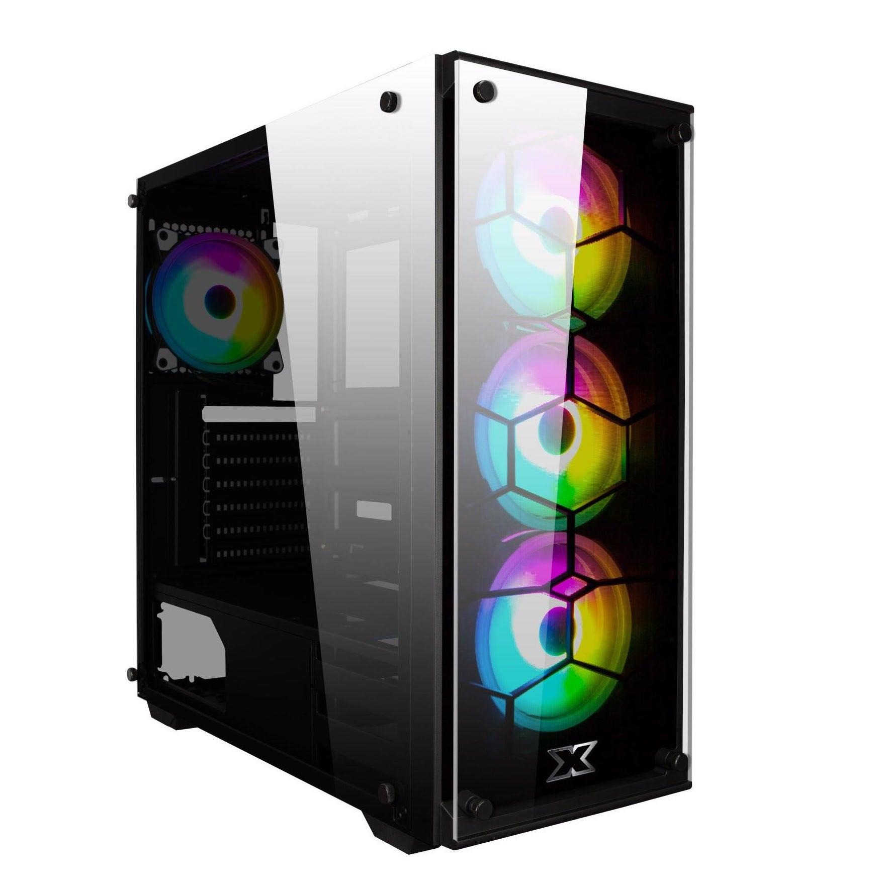 Xigmatek Venom X Mid Tower Computer Case