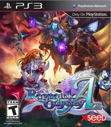 Xseed Ragnarok Odyssey ACE PS3 Playstation 3 Game