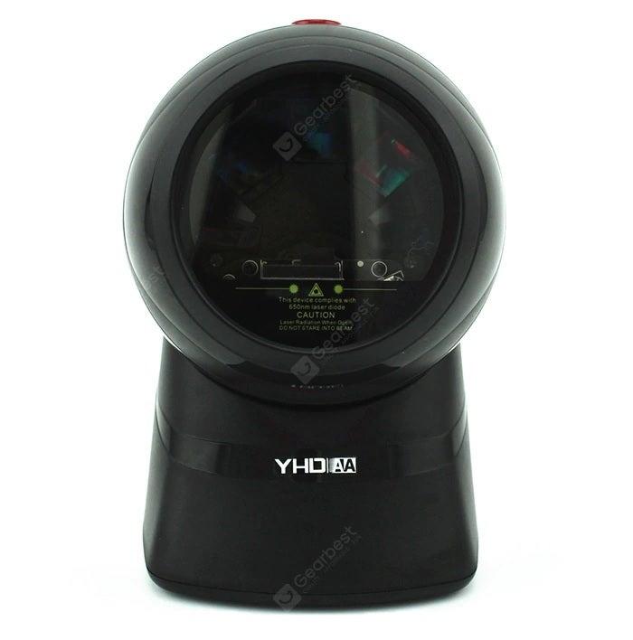 YHD 9600 1D Barcode Scanner