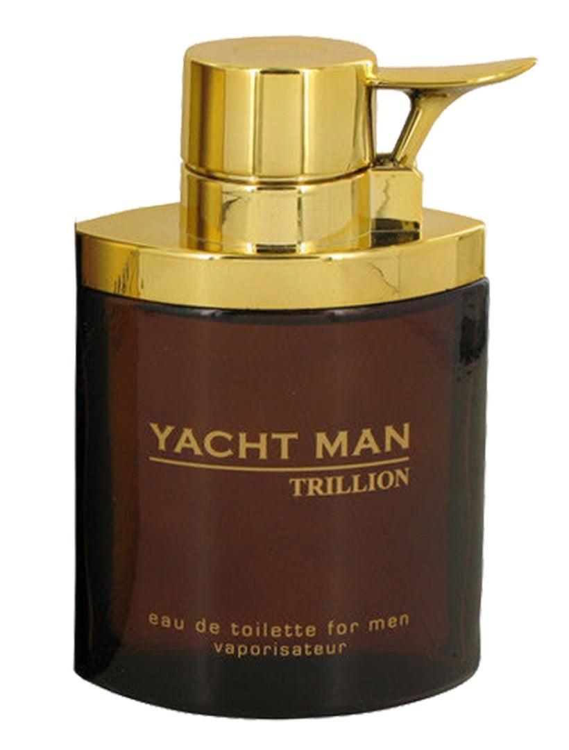 Myrurgia Yacht Man Trillion Men's Cologne