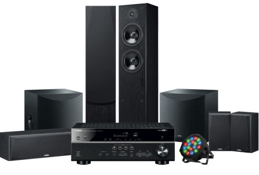 Yamaha Livestage 6400 Home Theater System