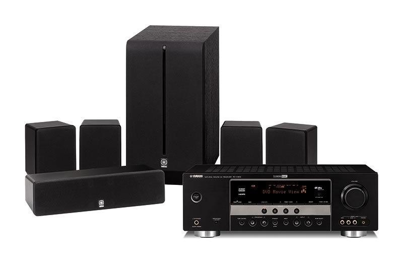 Yamaha NSP160PKG Home Theater system