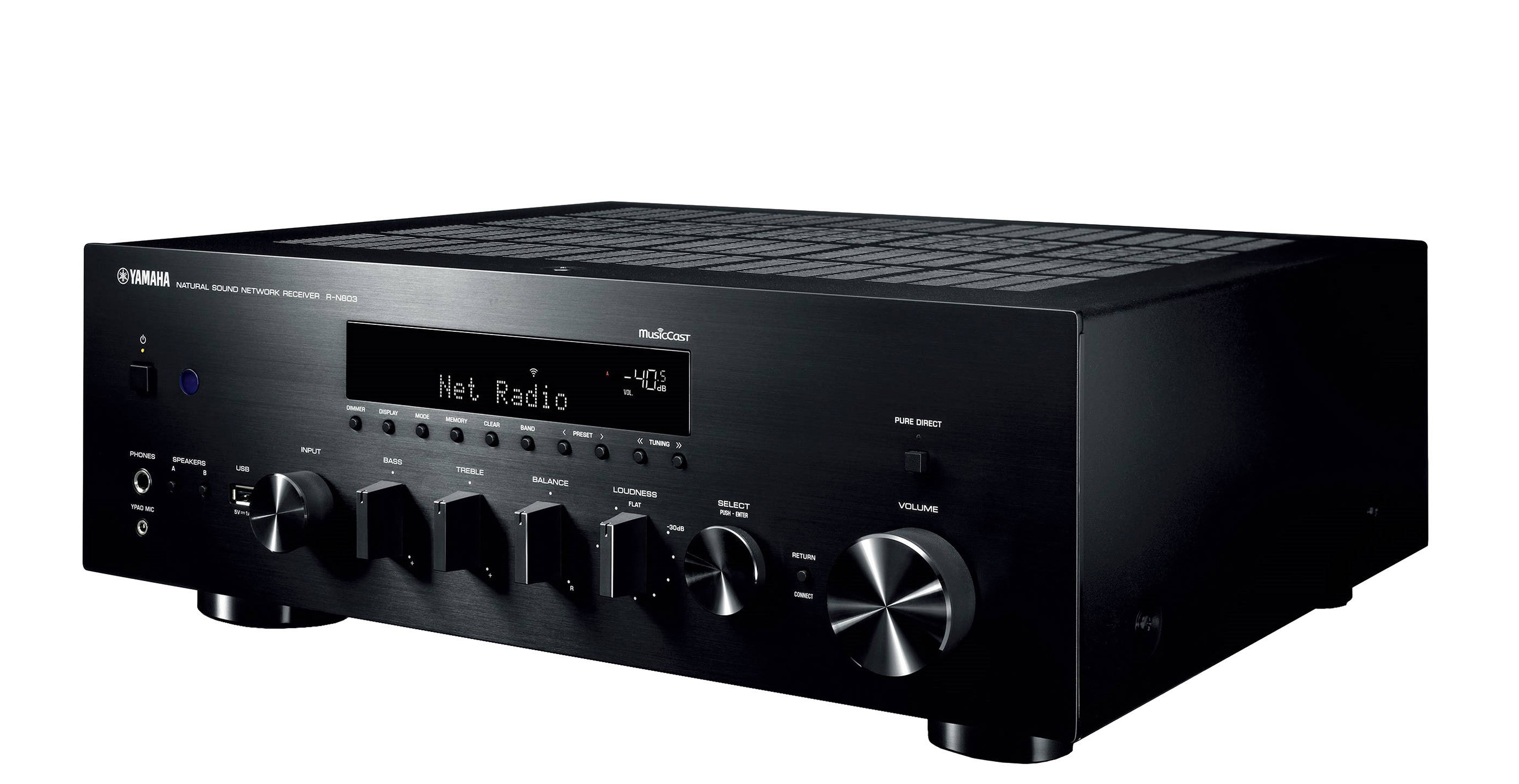Yamaha RN803 Receiver