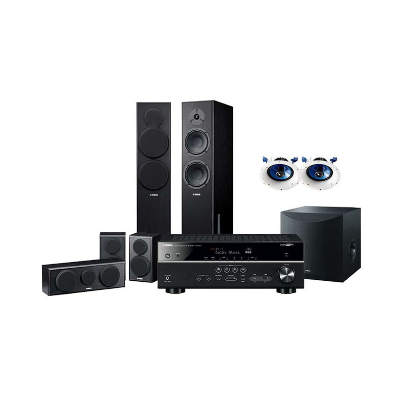Yamaha YHT8940 Home Theater System