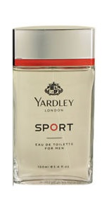 Yardley Sport 100ml EDT Men's Cologne