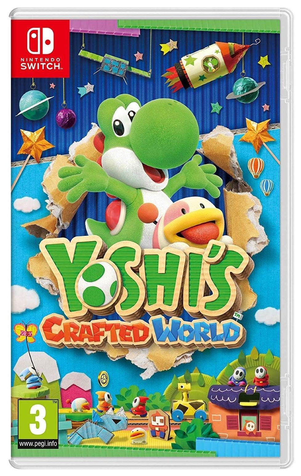 Nintendo Yoshis Crafted World Nintendo Switch Game