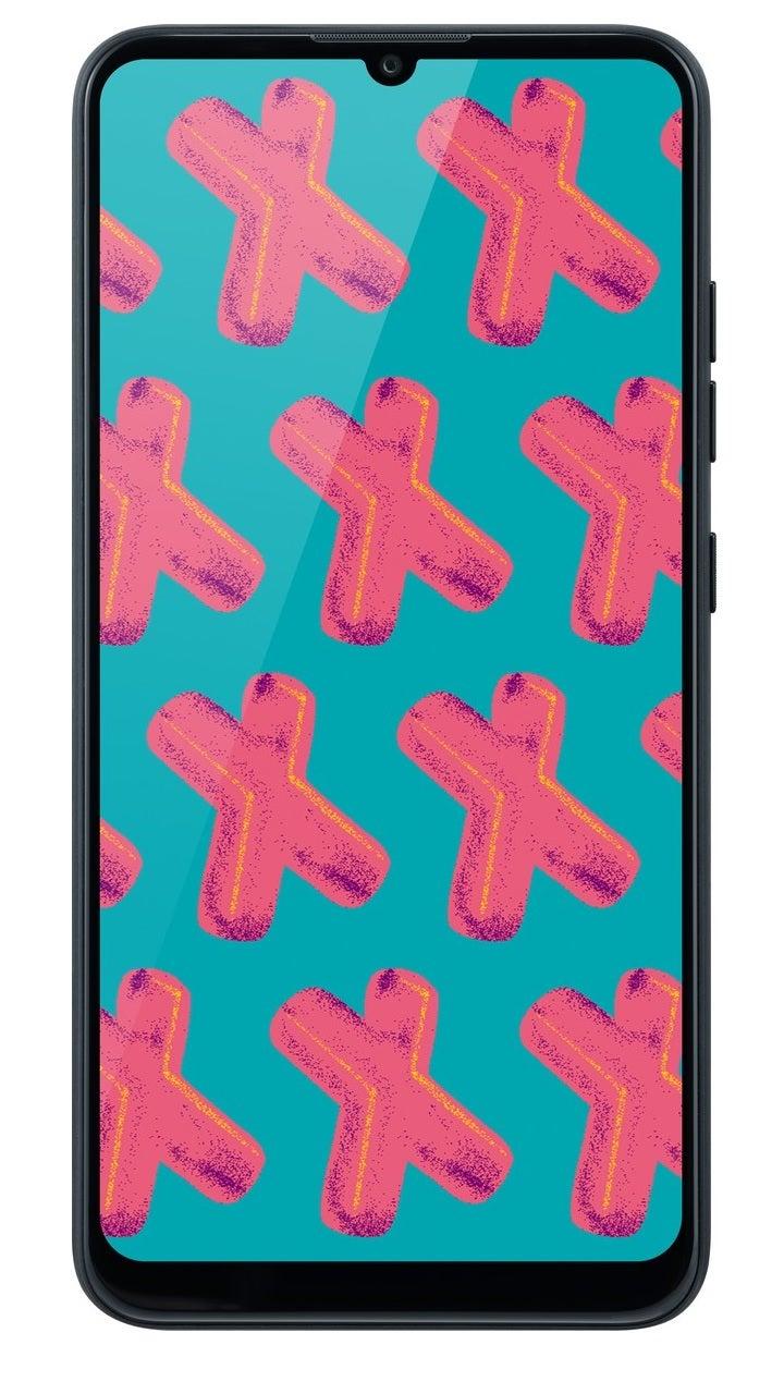 ZTE Optus X Vista Mobile Phone
