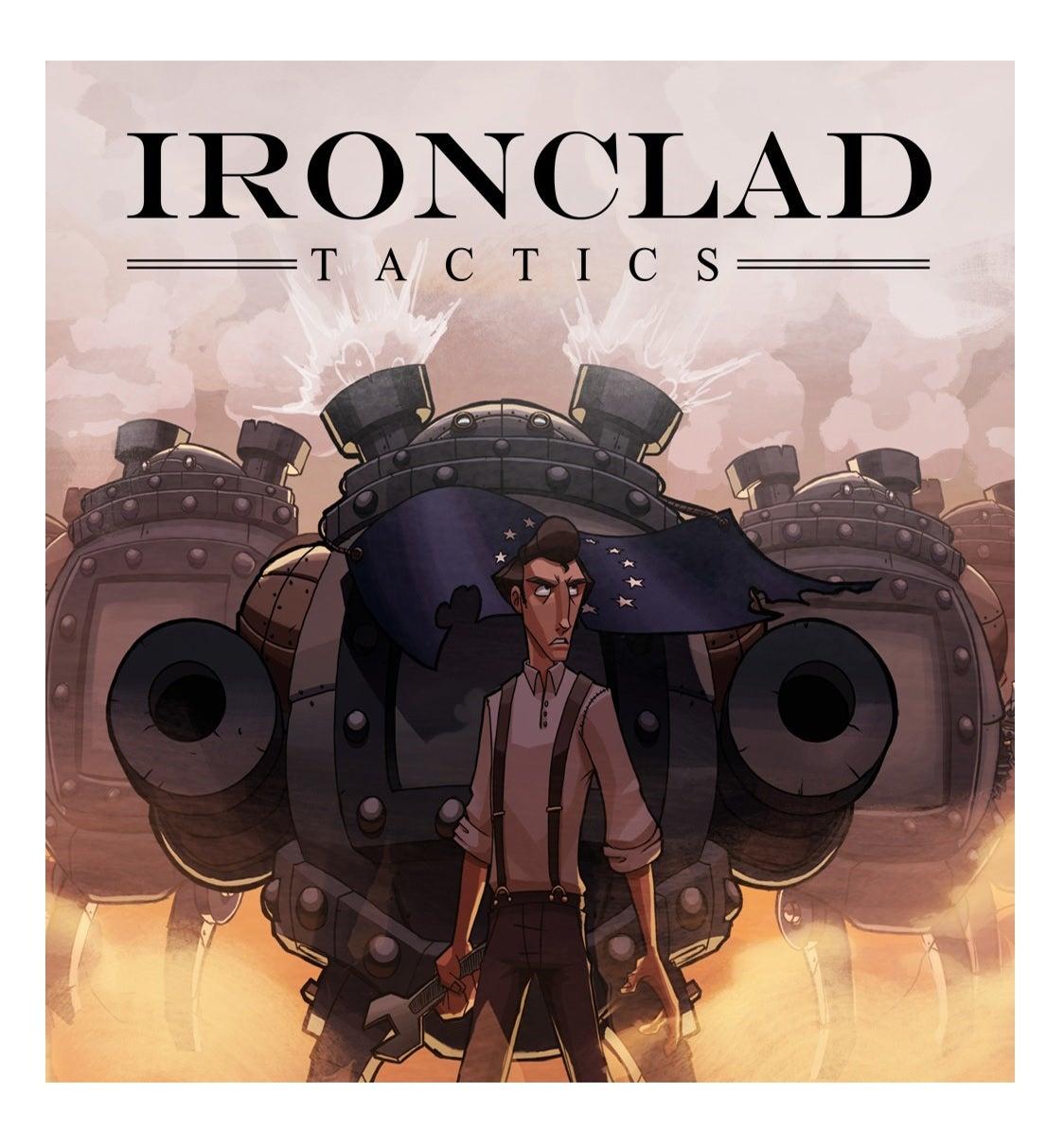 Zachtronics Ironclad Tactics PC Game