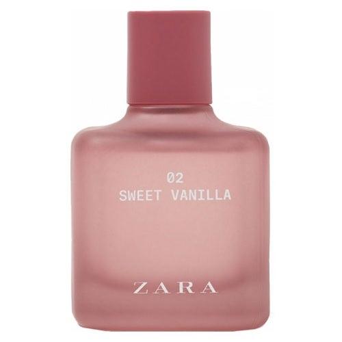 Zara 02 Sweet Vanilla Women's Perfume