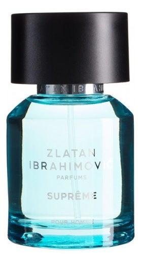 Zlatan Ibrahimovic Supreme Men's Cologne
