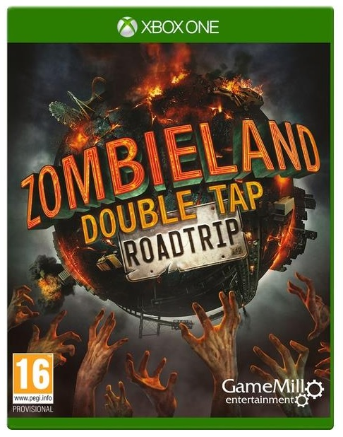 Game Mill Entertainment Zombieland Double Tap Roadtrip Xbox One Game
