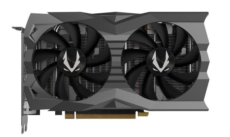 Zotac Gaming GeForce GTX 1660 Super AMP Graphics Card