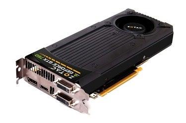 Zotac Nvidia GeForce GTX 760 Graphics Card