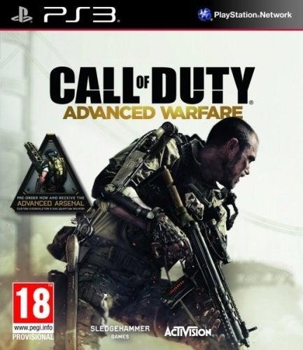 Activision Call of Duty Advanced Warfare PS3 Playstation 3 Game