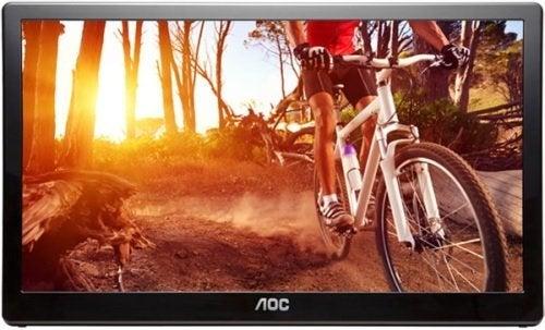 AOC E1659FWU 15.6inch LED Monitor