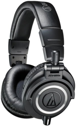 Audio Technica Audio-Technica ATH-M50x Head Phones