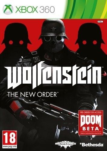 Bethesda Softworks Wolfenstein The New Order Xbox 360 Game