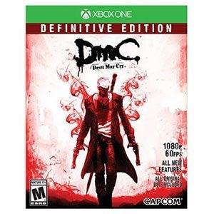 Capcom DMC Devil May Cry Definitive Edition Xbox One Games
