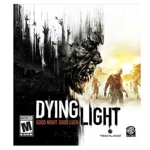 Warner Bros Dying Light PS4 Playstation 4 Games
