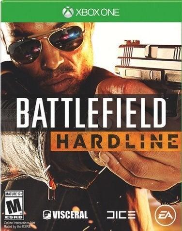 Electronic Arts Battlefield Hardline Xbox One Game