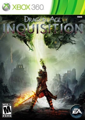 Electronic Arts Dragon Age Inquisition Xbox 360 Game