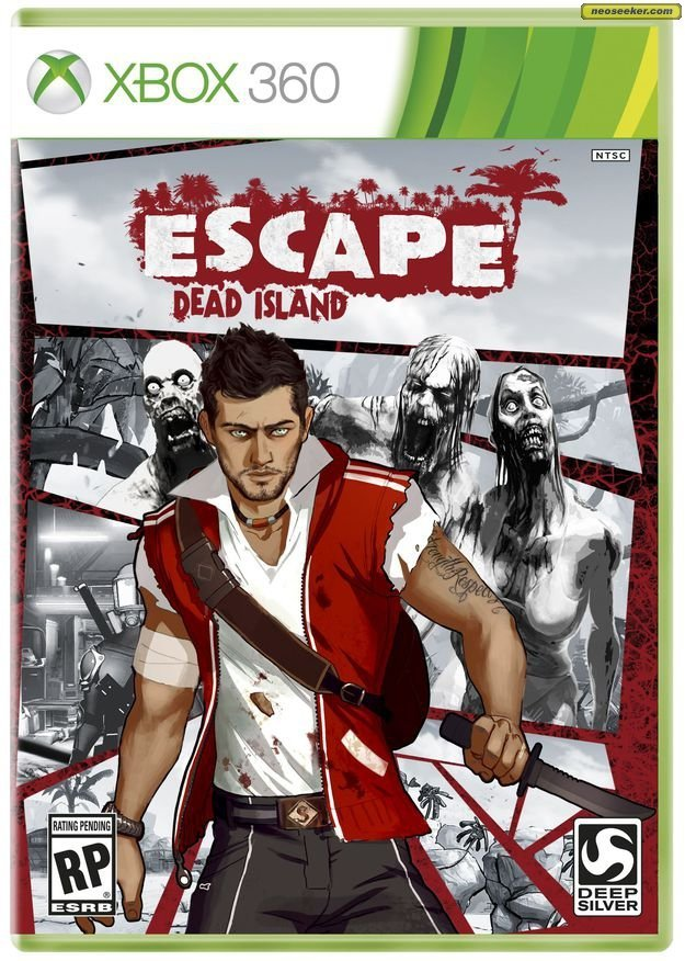 Deep Silver Escape Dead Island Xbox 360 Game