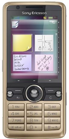 Sony Ericsson G700 3G Mobile Phone
